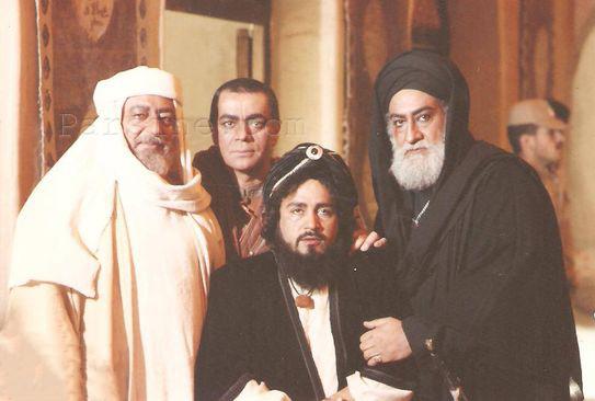 محمدرضا شریفی نیا در سریال امام علی (ع)