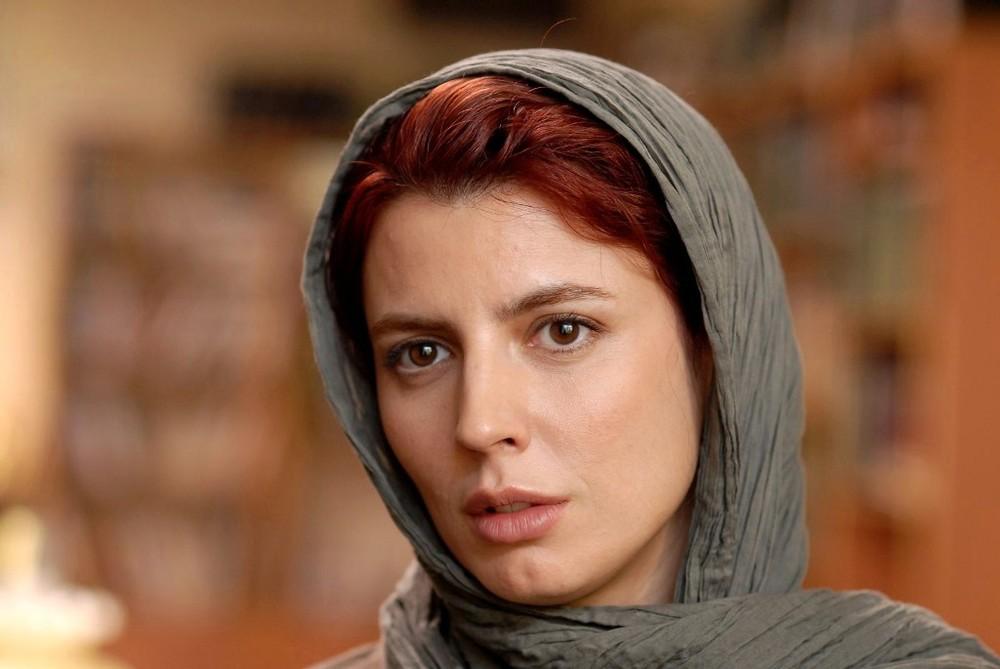 لیلا حاتمی در فیلم جدایی نادر از سیمین