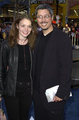 دین دولین در صحنه فیلم سینمایی مردان ایکس 2 به همراه Lisa Brenner