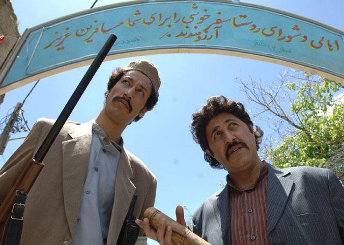 هومن حاجی عبداللهی در سریال علی البدل
