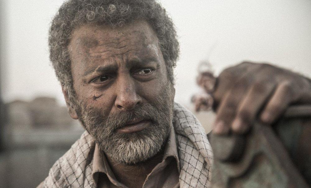 حمیدرضا آذرنگ در فیلم سینمایی تنگه ابوقریب