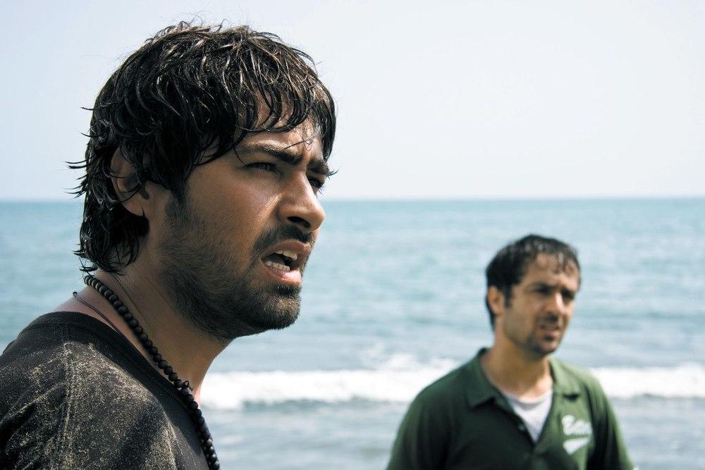 شهاب حسینی در فیلم درباره الی