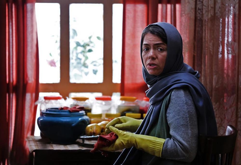 مهتاب نصیرپور در فیلم سینمایی آستیگمات