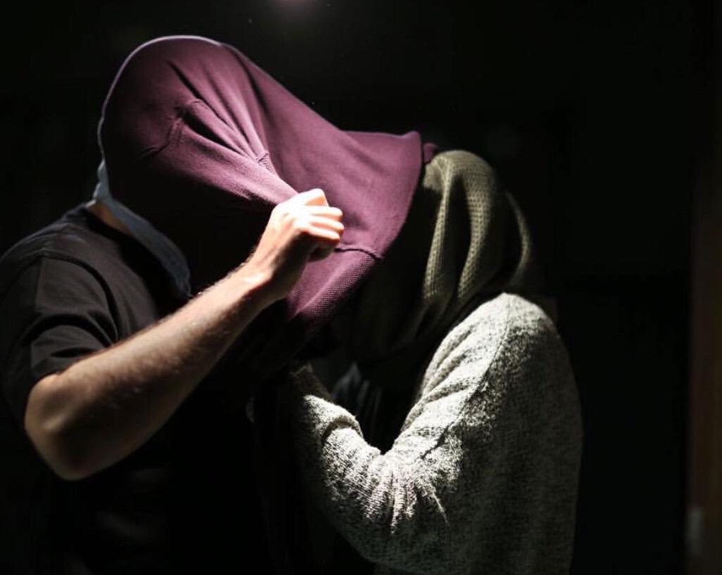 لیلا حاتمی و کوروش تهامی در فیلم رگ خواب