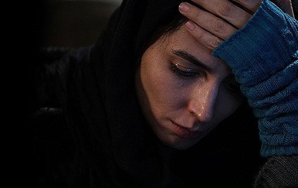 لیلا حاتمی در فیلم سربه مهر
