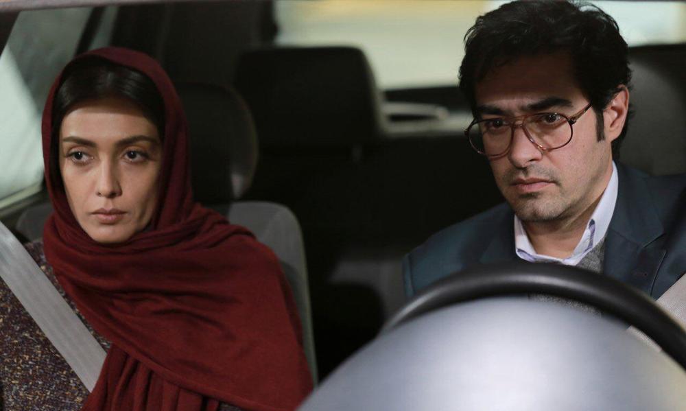 شهاب حسینی و لیلا زارع در فیلم امتحان نهایی