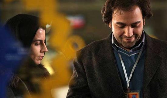 لیلا حاتمی و آرش مجیدی در فیلم سربه مهر