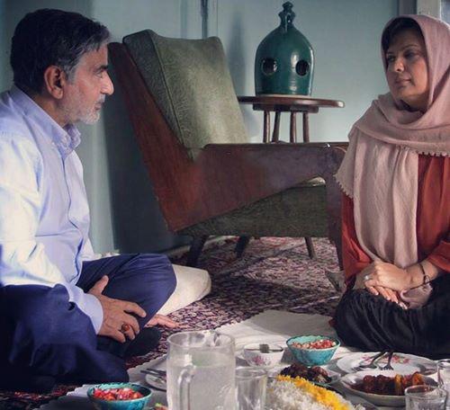 فیلم سینمایی قاتل اهلی با حضور پرویز پرستویی و لعیا زنگنه
