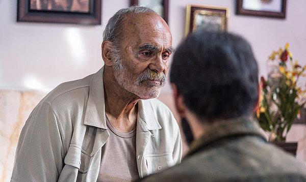جمشید هاشمپور در فیلم سینمایی انزوا