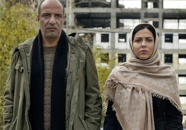 لیلا اوتادی و امیر جعفری در فیلم آزاد به قید شرط
