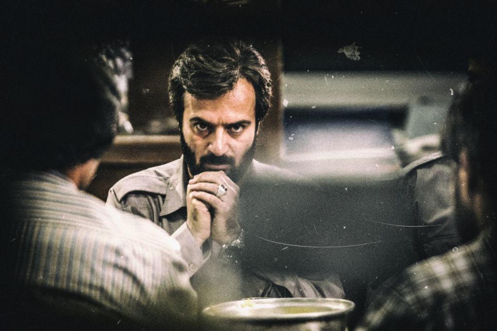 احمد مهرانفر در فیلم ماجرای نیمروز
