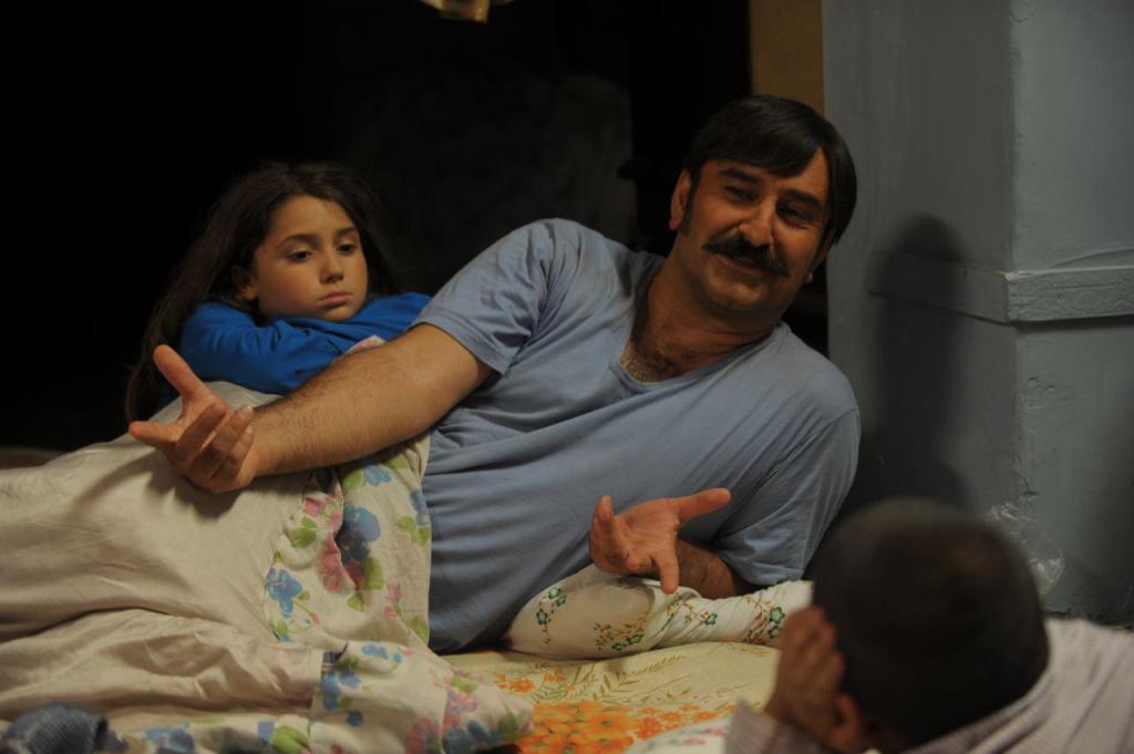 مهران احمدی در فیلم سینمایی نفس