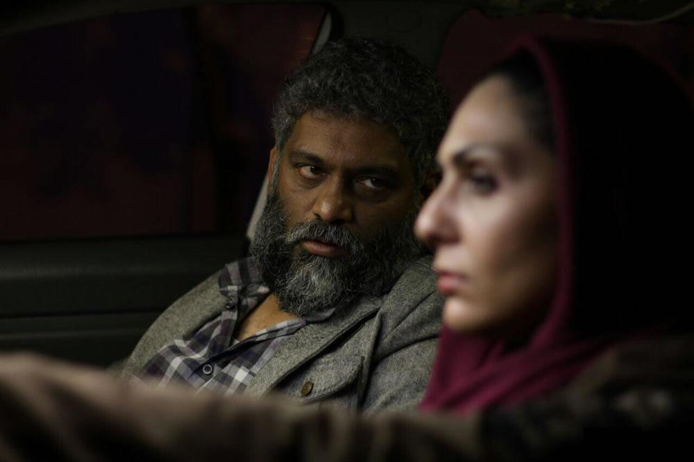 نادر فلاح در فیلم سینمایی اگزما
