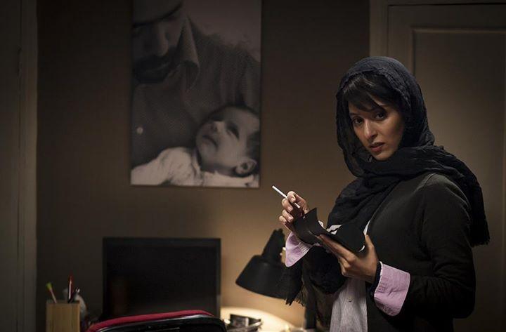 آناهیتا افشار در فیلم سینمایی پل خواب