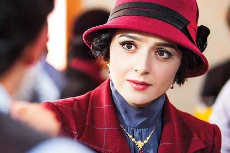 ترانه علیدوستی در سریال شهرزاد 2