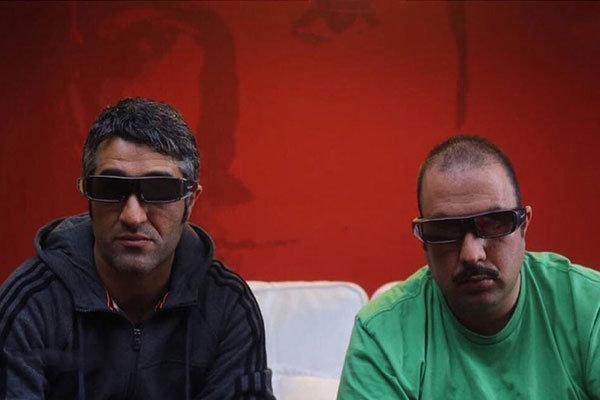 پژمان جمشیدی در فیلم خوب بد جلف