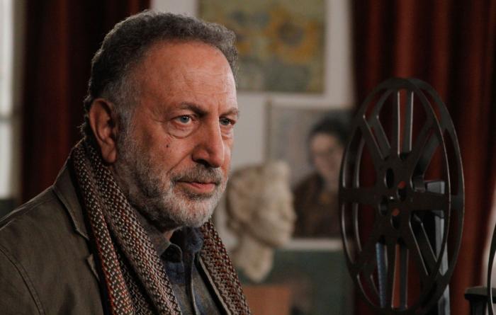 Makram Khoury در صحنه فیلم سینمایی Desert Dancer