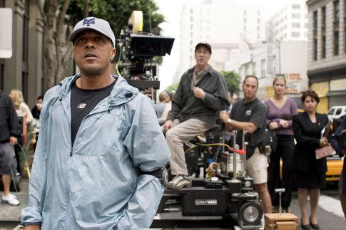 Kevin Rodney Sullivan در صحنه فیلم سینمایی Guess Who به همراه Claudette Barius