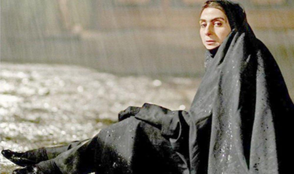 فاطمه معتمدآریا در فیلم پریناز
