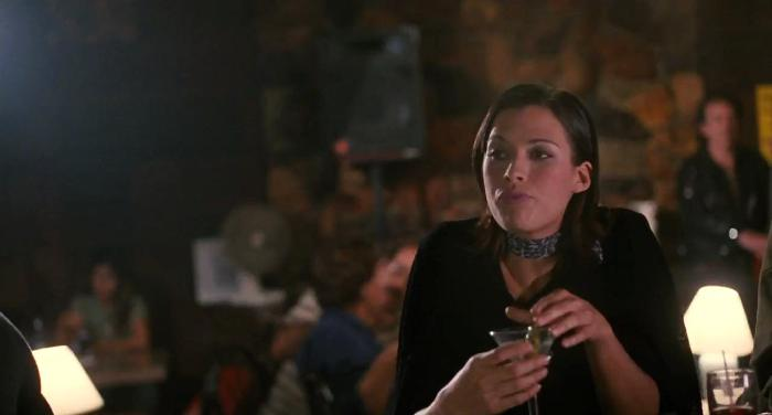Brooke Langton در صحنه فیلم سینمایی Swingers