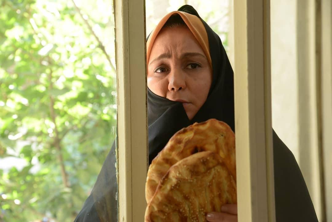 بهنوش بختیاری در صحنه فیلم سینمایی زندانی ها