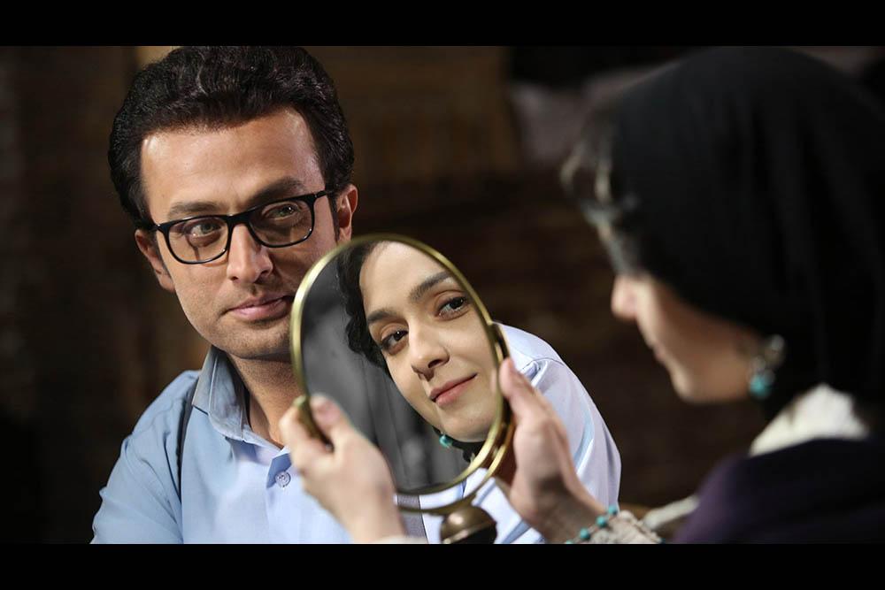 ترانه علیدوستی و مصطفی زمانی در سریال شهرزاد 2