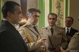 سپند امیرسلیمانی در صحنه سریال تلویزیونی فوق سری