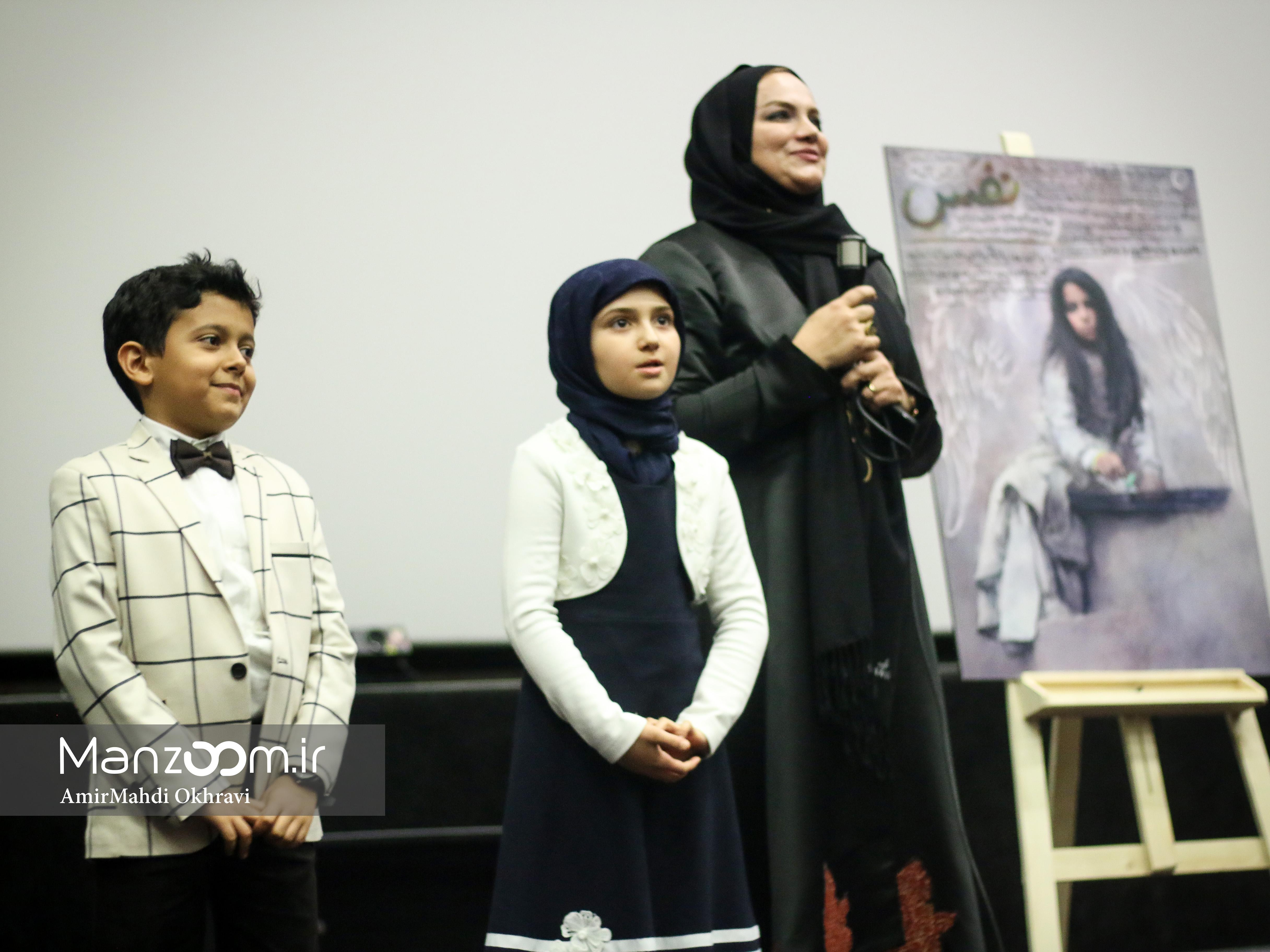 تصاویر اختصاصی منظوم از اکران افتتاحیه «نفس»
