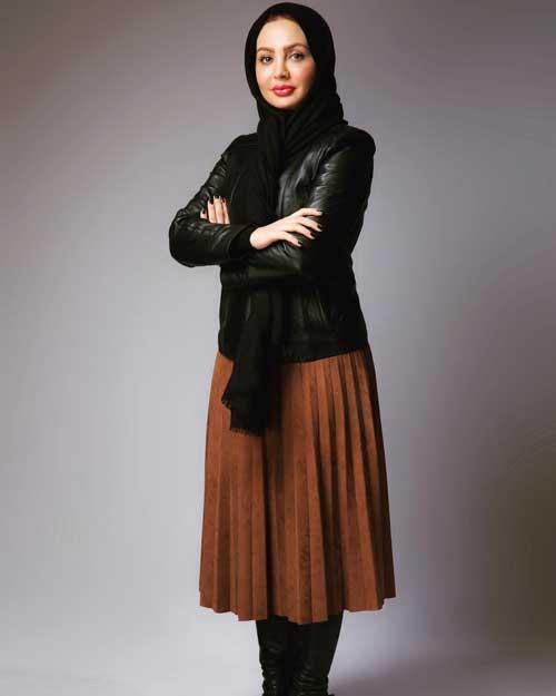 تصویری شخصی از سارا احمدیان، بازیگر سینما و تلویزیون
