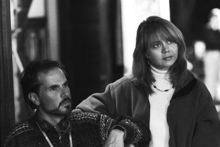 Victoria Paige Meyerink در صحنه فیلم سینمایی Finding Home به همراه Lawrence David Foldes