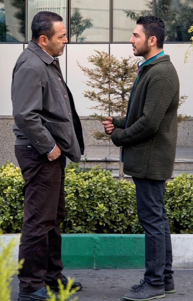 محمدرضا غفاری در فیلم سینمایی آخرین بار کی سحر رو دیدی؟