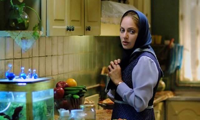 مهناز افشار در فیلم بیگانه