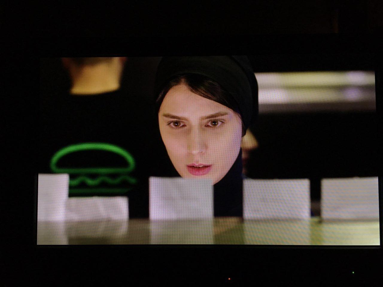 لیلا حاتمی در فیلم رگ خواب