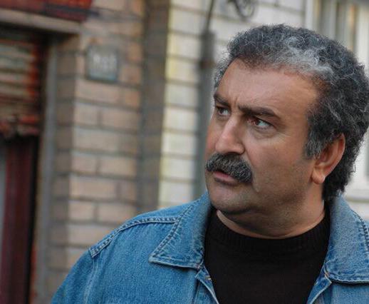 مهران احمدی در فیلم سینمایی کارگر ساده نیازمندیم
