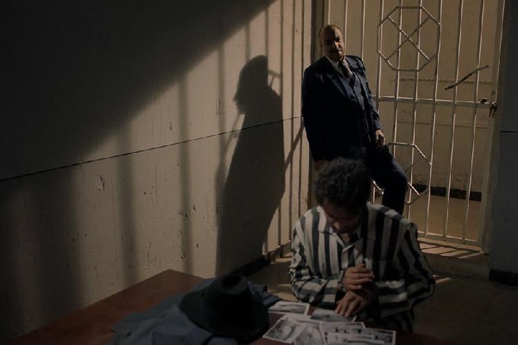 امیر جعفری در سریال شهرزاد 3