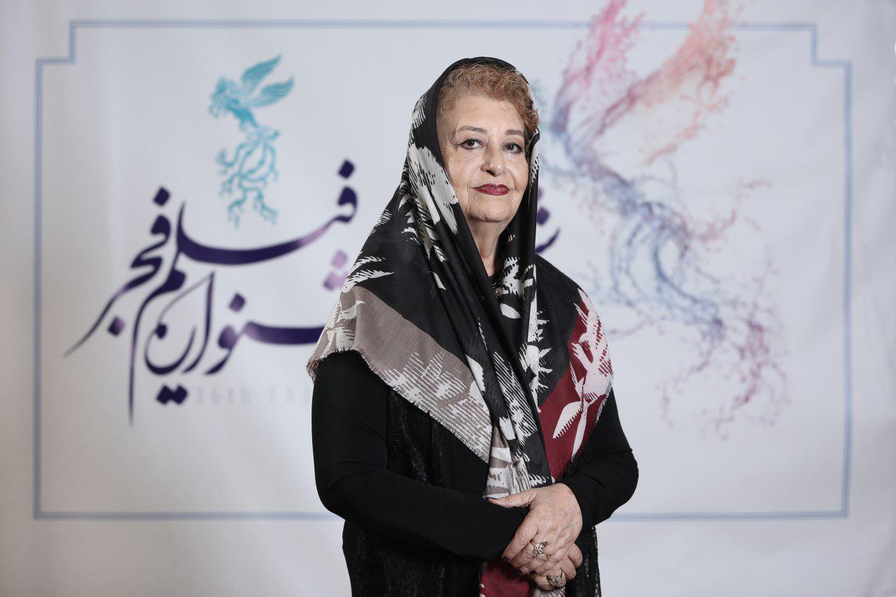 ثریا حلی در جشنواره فیلم سینمایی دارکوب