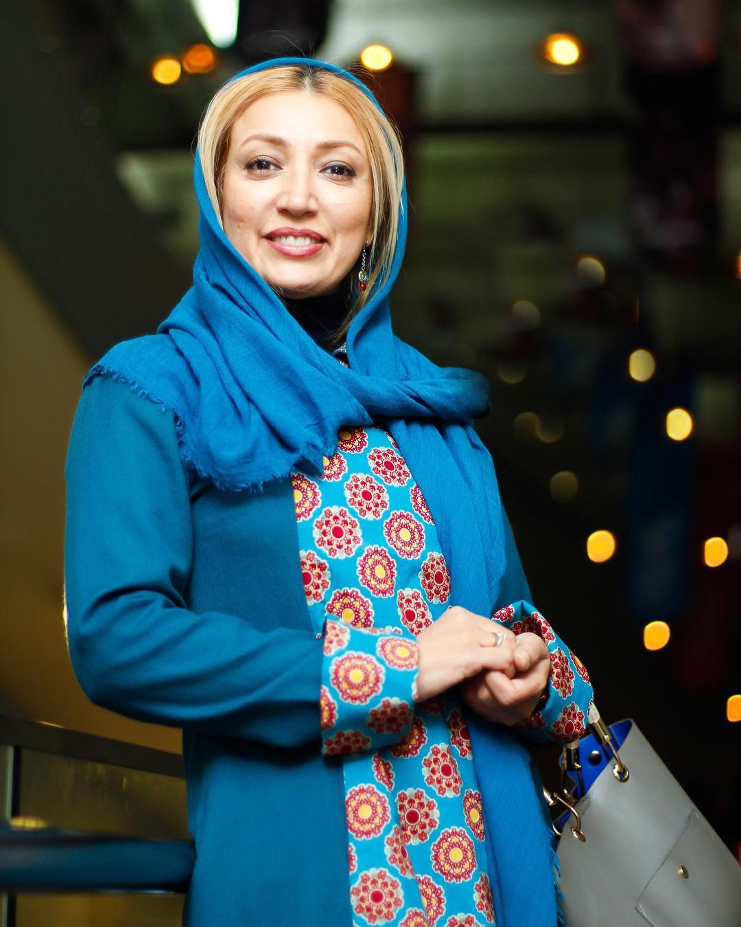 نگار عابدی، بازیگر سینما و تلویزیون - عکس جشنواره