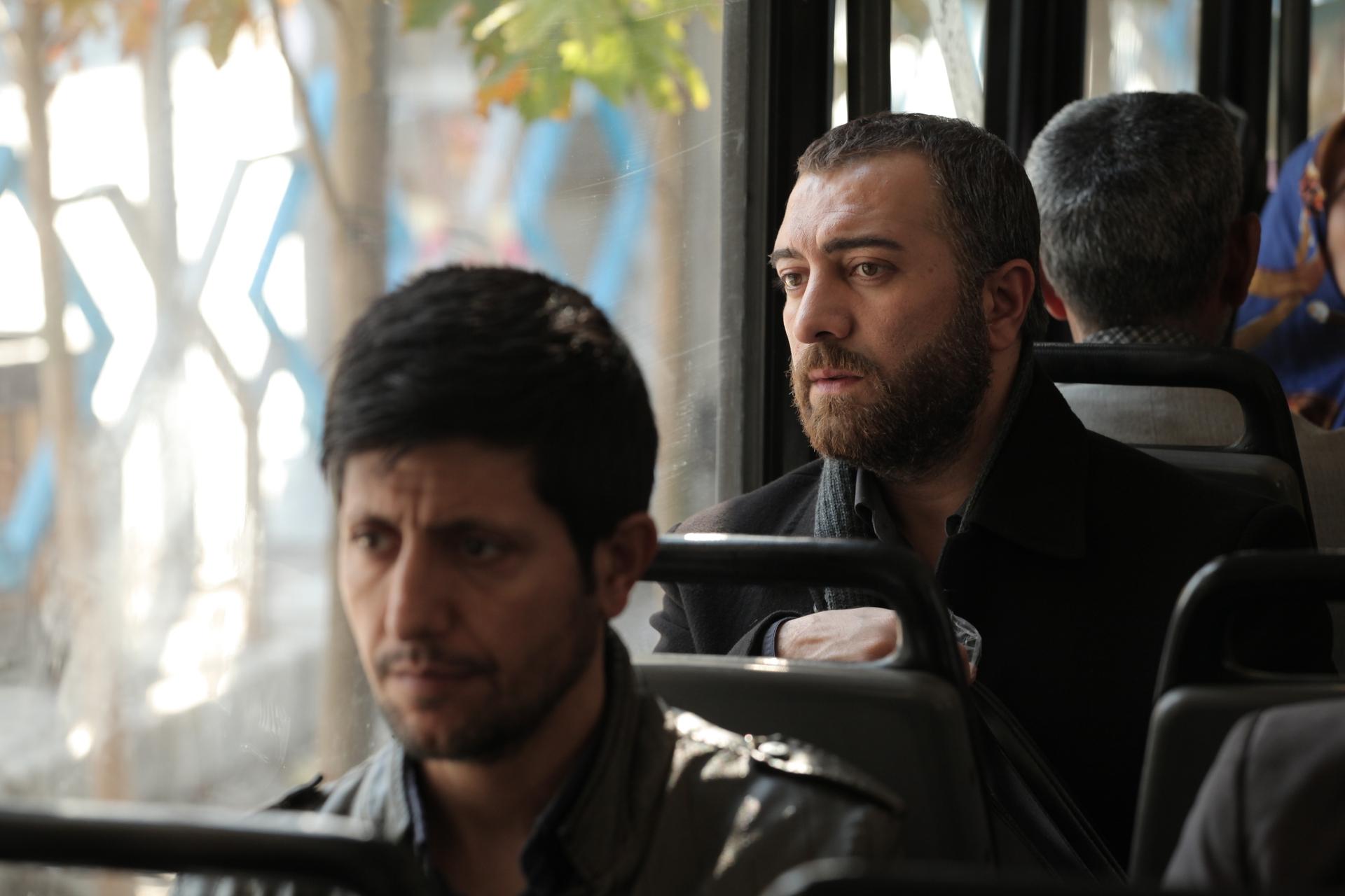 مجید صالحی در فیلم چراغهای ناتمام