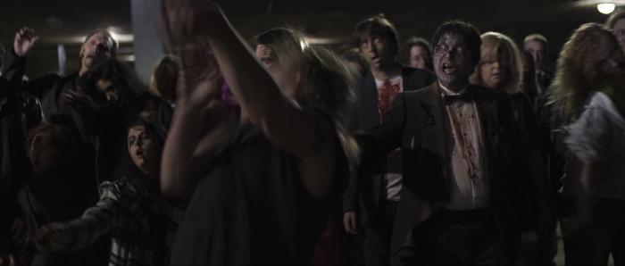 John Migliore در صحنه فیلم سینمایی Plan 9
