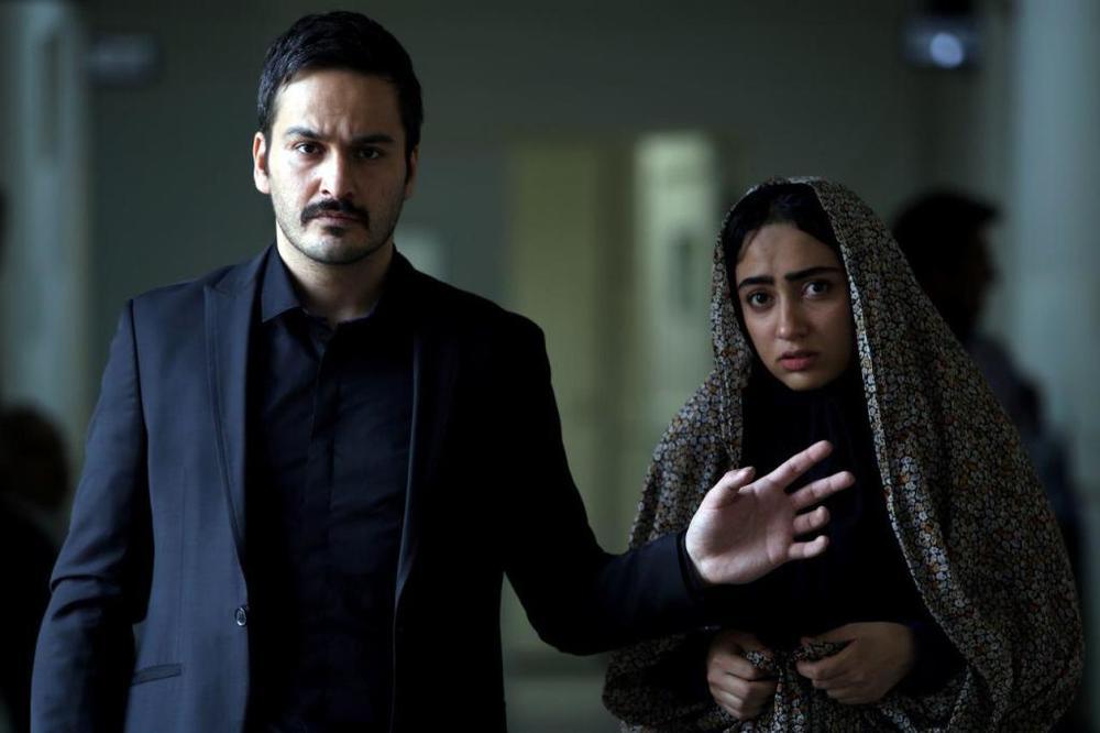میلاد کی مرام در فیلم سینمایی غیر مجاز