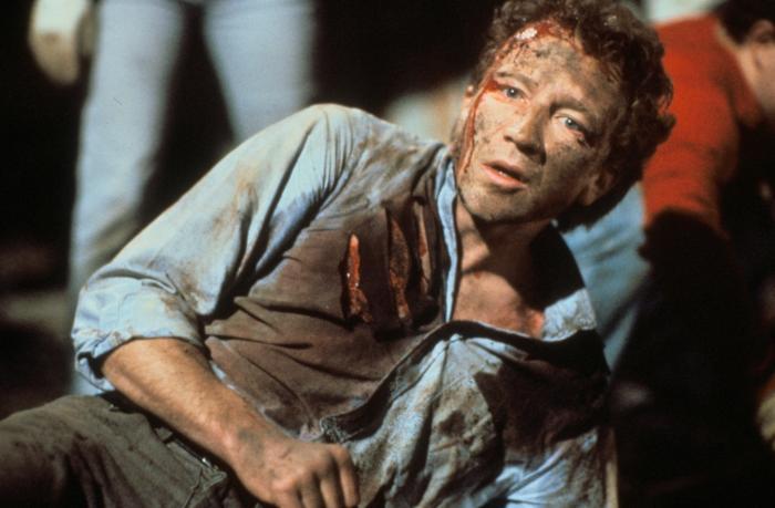 Craig Wasson در صحنه فیلم سینمایی فیلم کابوس در خیابان الم : رویای رزمندگان