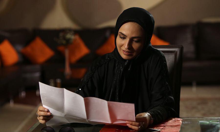 گلاره عباسی در سریال تلوزیونی برادر