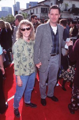 Tamara Pullman در صحنه فیلم سینمایی آناستازیا به همراه بیل پولمن