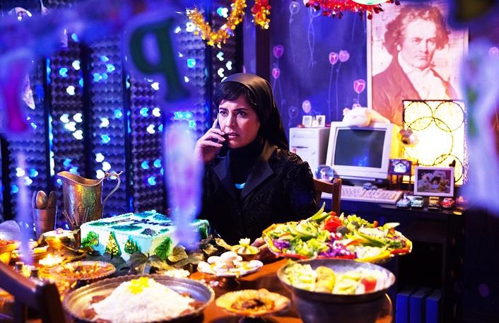 نازنین فراهانی در فیلم سینمایی کوپال