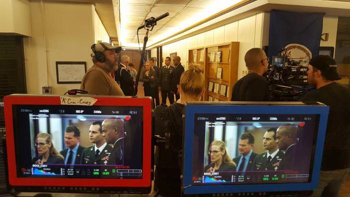 Jude Lanston در صحنه فیلم سینمایی روز استقلال