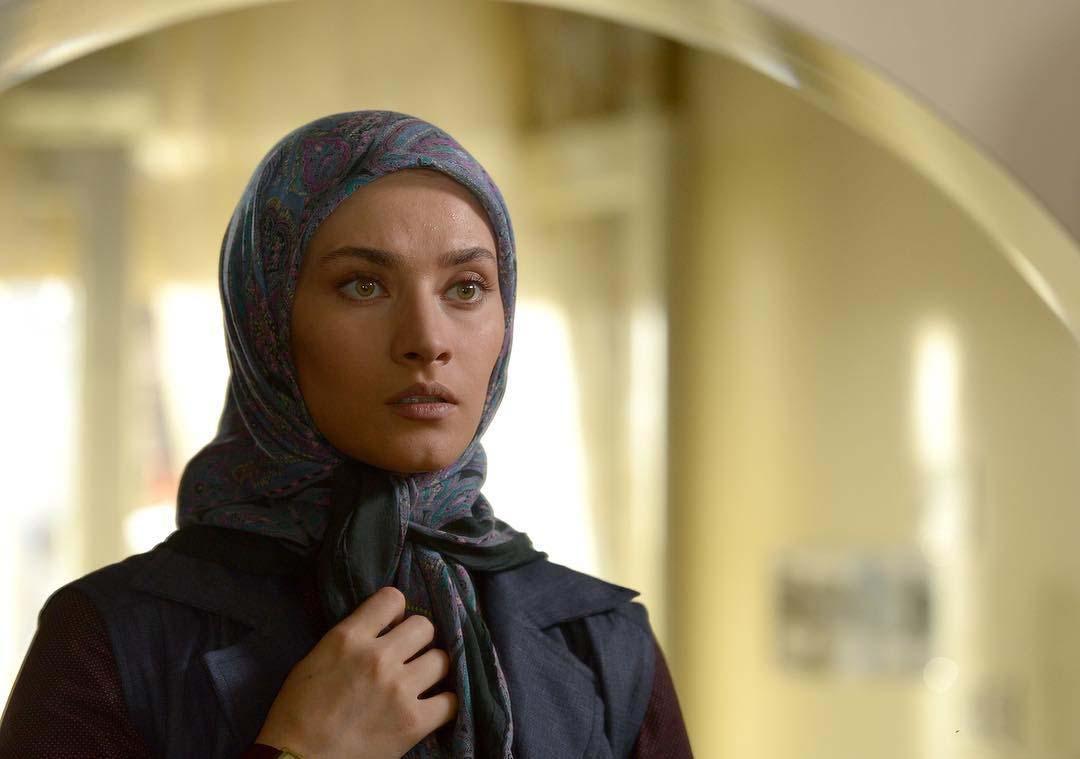 ساناز سعیدی در سریال تلوزیونی نفس