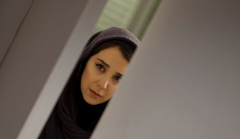 سحر جعفری جوزانی در فیلم سینمایی پشت دیوار سکوت