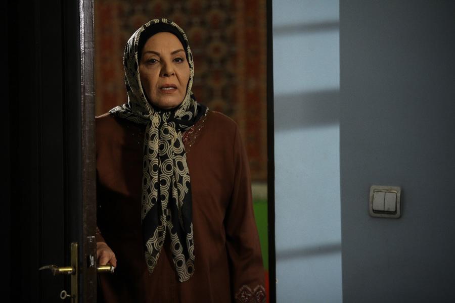 زهره حمیدی در صحنه سریال تلویزیونی بهترین نقش زندگی