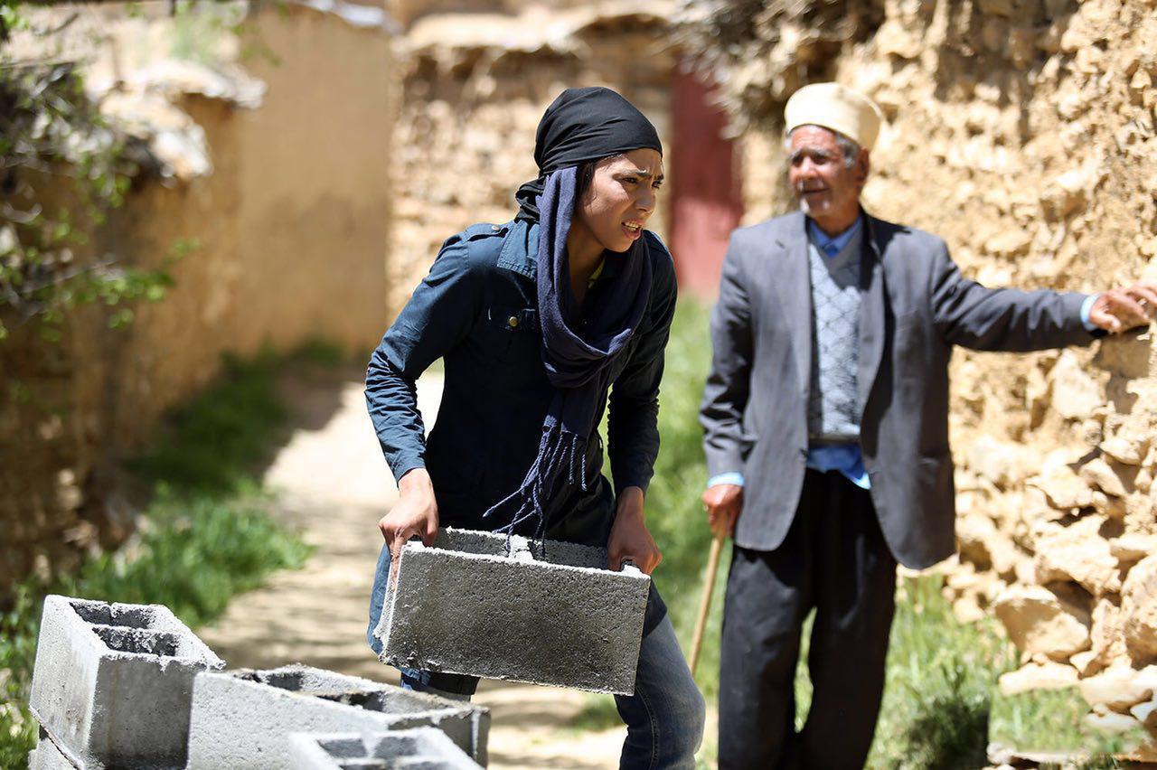سهیلا منصوریان در فیلم صفر تا سکو