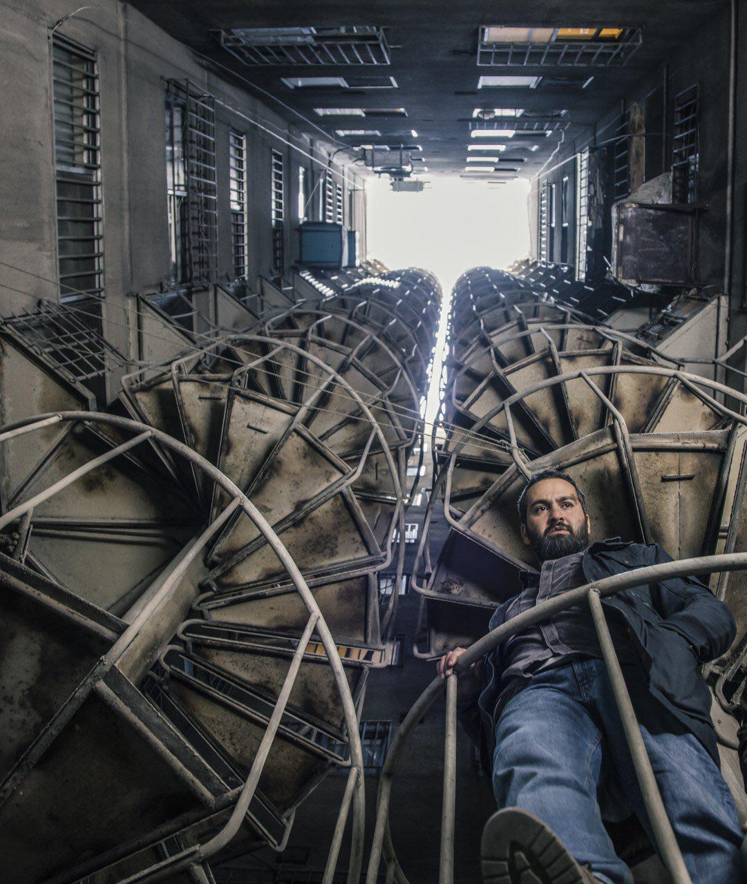 میلاد کیمرام در فیلم سینمایی امیر